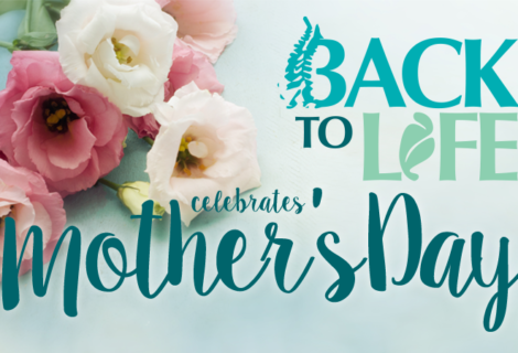 Back II Life Celebrates Mother's Day