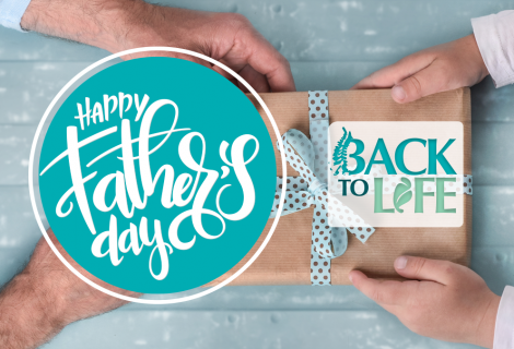 Gift Physio Massages for Father's Day