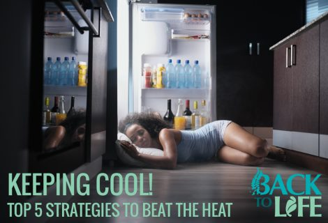 Keeping Cool: Top 5 Strategies to Beat the Heat